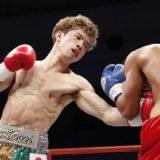 田中恒成のウラントロハツ戦での入場曲やラウンドガールは?強さは空手から!